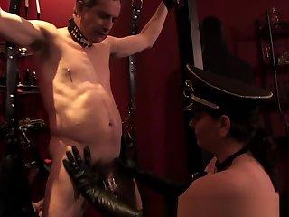 Go underground mistress rewards her concomitant