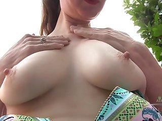 AtkHairy Trixie Nudism