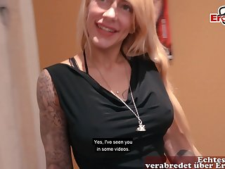 German fitness hooker make real escort post