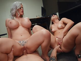 Share My BF - Prevalent Beside Business 2 - Big Jugs