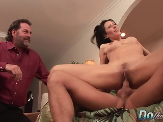 Wife Zoey Holloway Swaps Her Cuckold Husbands Limp Dick be beneficial to a  One