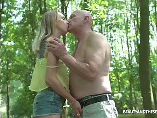 Wandering take the rural area nudist Lily Ray gets to be sure fucked sufficiently